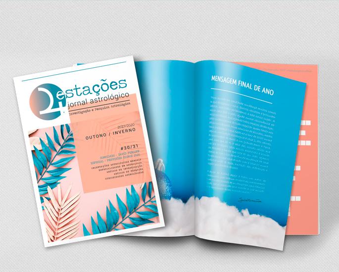 Jornal Astrológico 4 Estações - Edição 30-31